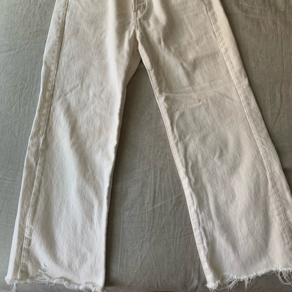 American Eagle Outfitters Denim - AE wise leg crop jean (size 4)